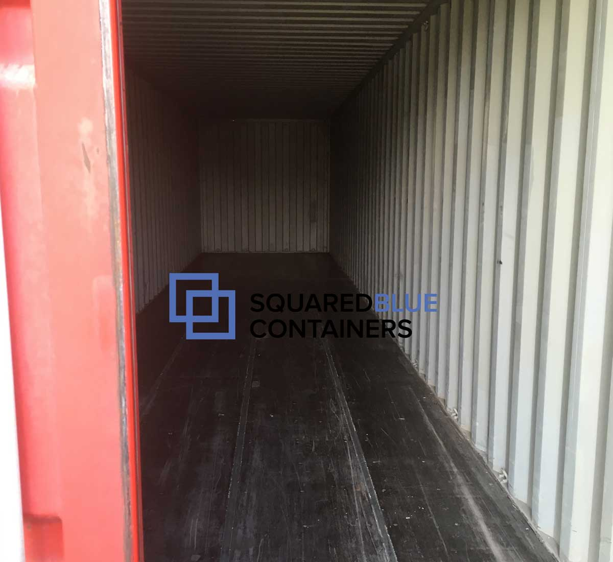 40ft container
