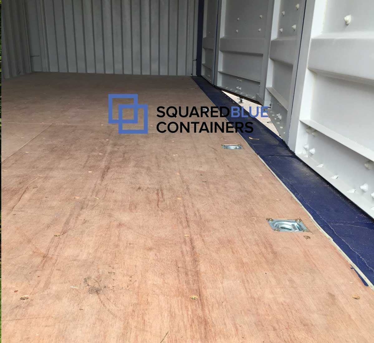 40ft container floor
