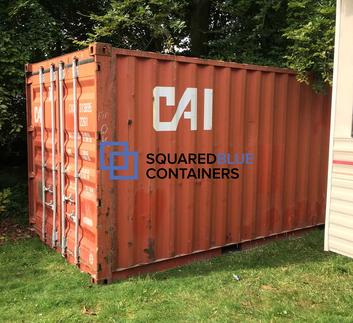 Shipping container for sale used shipping containers for sale from squared blue - How to find shipping containers for sale ...
