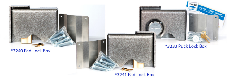 Container Bolt on Lockbox | Used Shipping Containers for