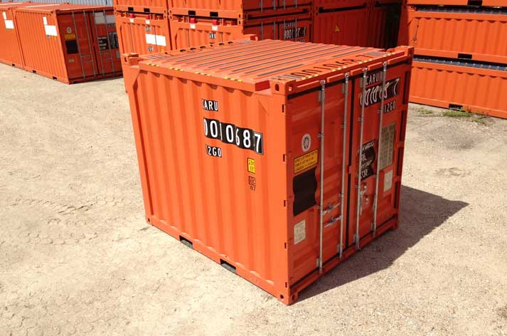 10 ft shipping container